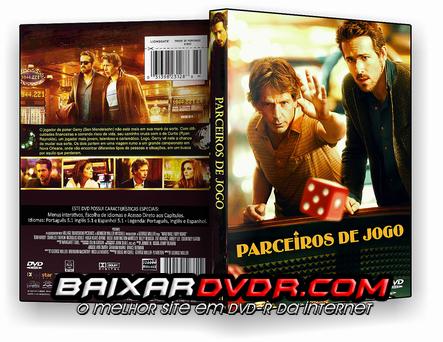 Parceiros de Jogo (2016) DVD-R Oficial