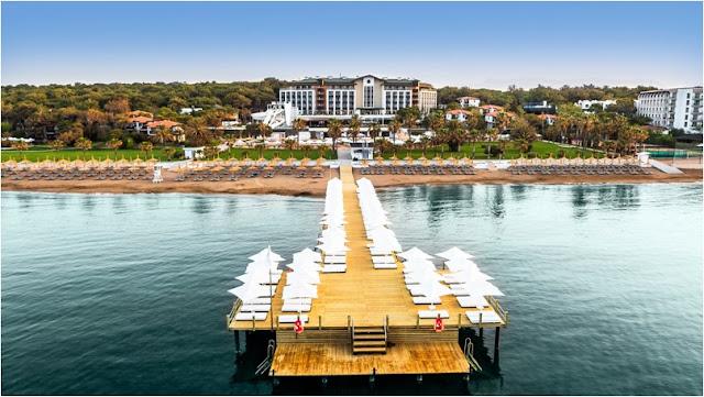 Antalyanın en iyi otelleri