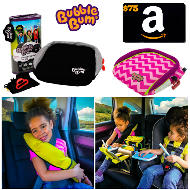Bubble Bum Child Safety Prize Pack Giveaway