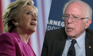 Hillary says Bernie dragged out nomination fight