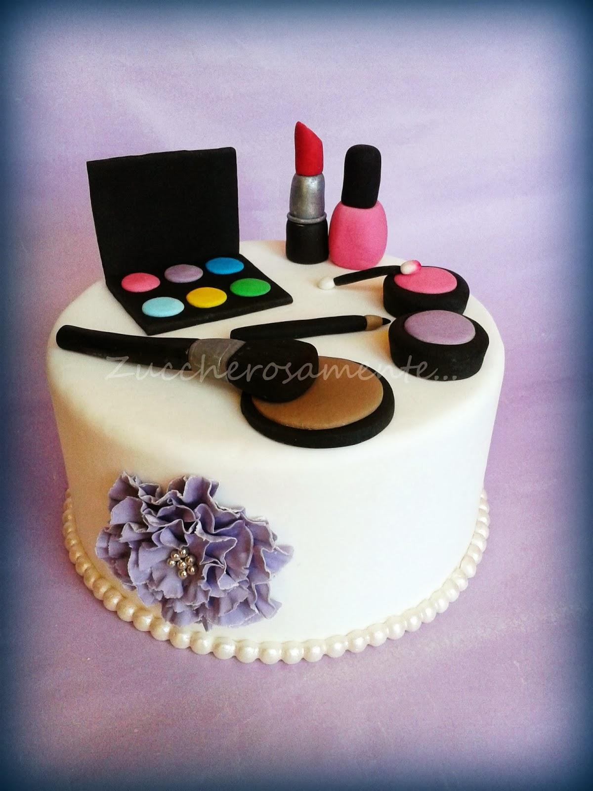 Zuccherosamente fashion cake torta con i trucchi for Corso di fashion design