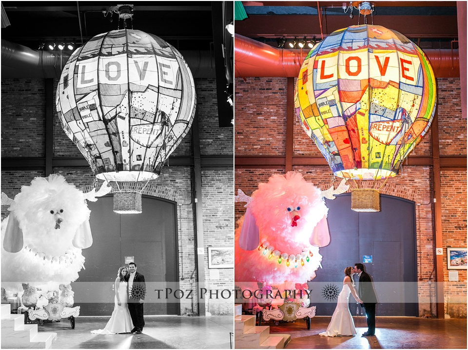 American Visionary Art Museum Wedding Photos