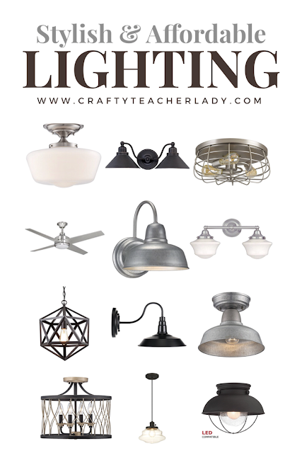 affordable lighting options