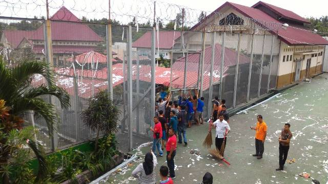 442 Tahanan Rutan Pekanbaru Kabur, Lemkapi: Sangat Memalukan!