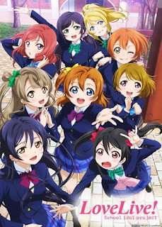 Anime Winter 2013 Terbaik - Love Live! School Idol Project