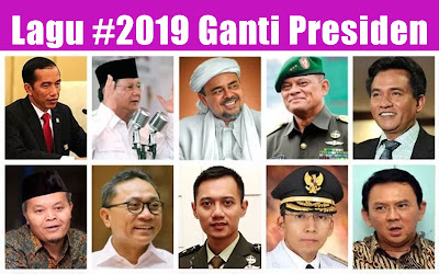 viral 2019 ganti presiden