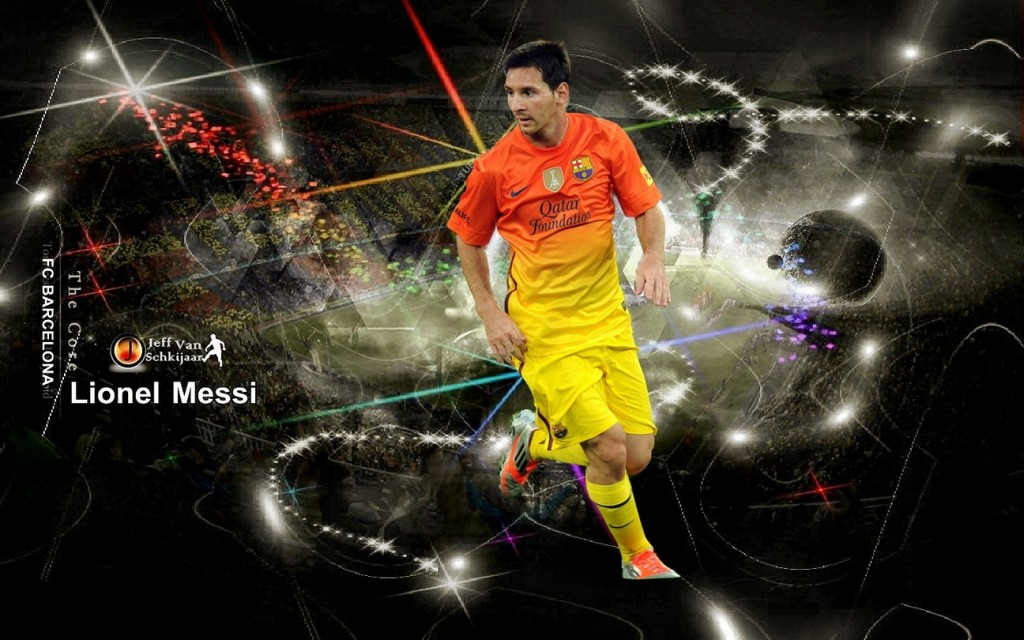 Lionel Messi 2012 - 2013 Wallpapers HD