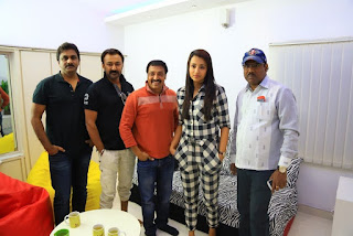 Trisha Pictures at Nayaki Motion Poster Launch ~ Bollywood and South Indian Cinema Actress Exclusive Picture Galleries