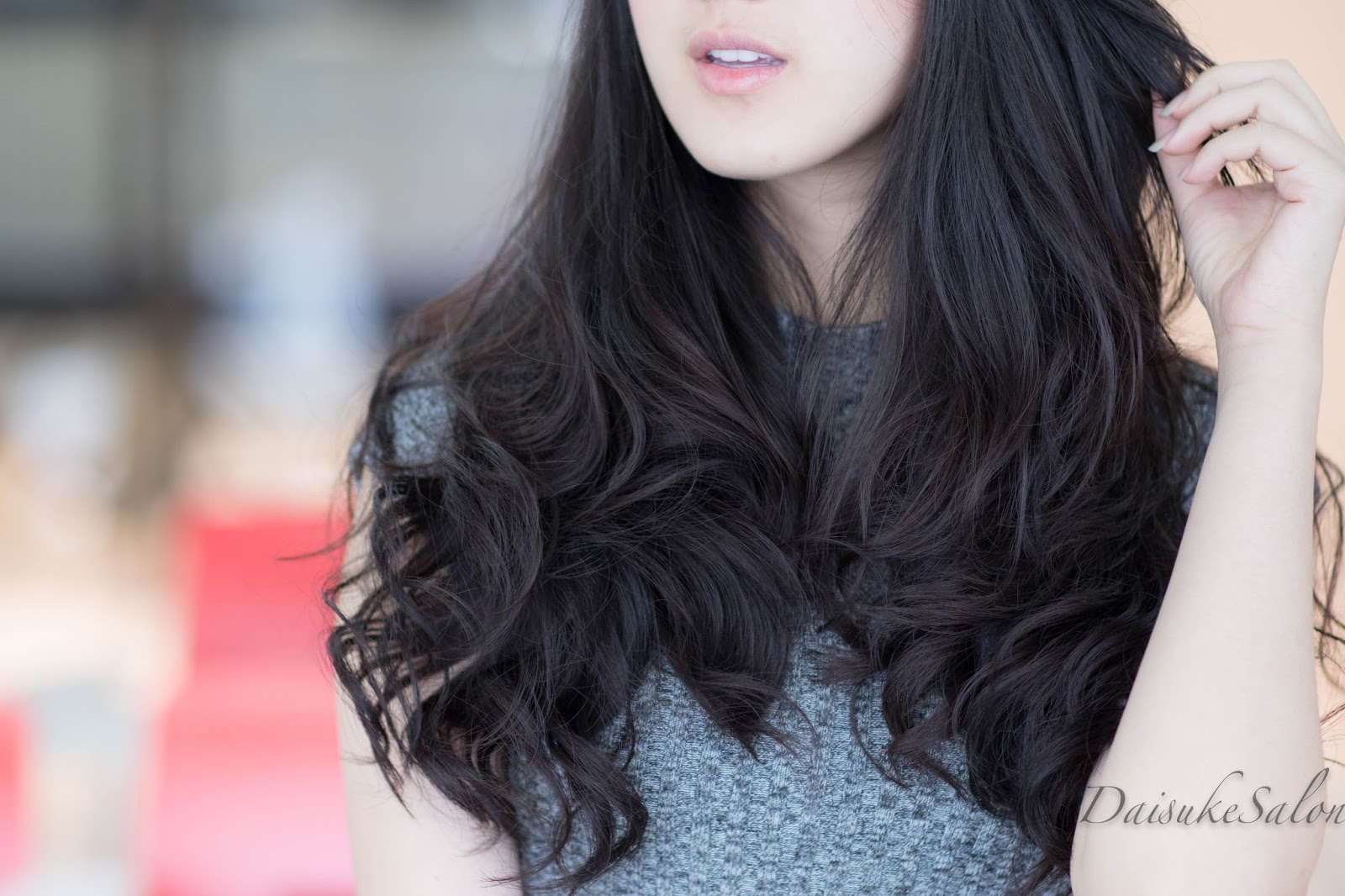 Welcome The Difference Of Japanese Air Wave Perm And Digital Perm