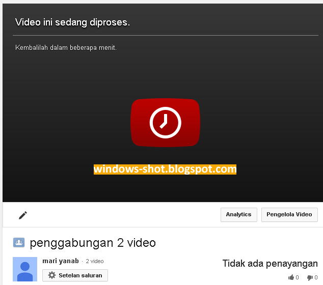 Cara Edit Video Online