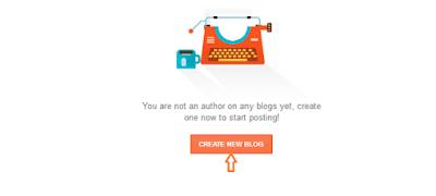 Blogger me Blog kaise create karte hai- Technicalvkay.com