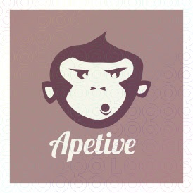 Apetive Logo Design