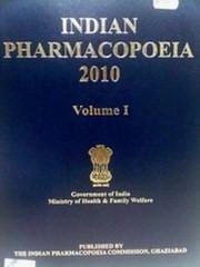 Indian Pharmacopoeia 2014 Pdf