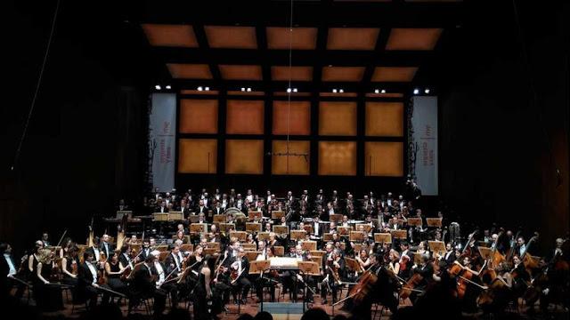 Concierto de Navidad OCRTVE en el Auditorio San Lorenzo del Escorial