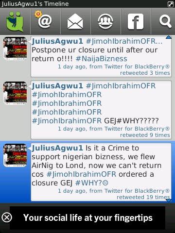 Julius Agwu Stranded In London 2
