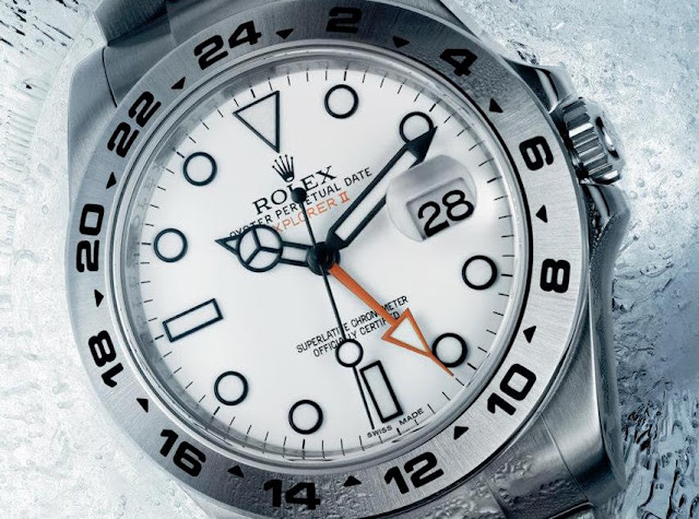 Photo of Rolex Polar Explorer II (photo: Rolex)