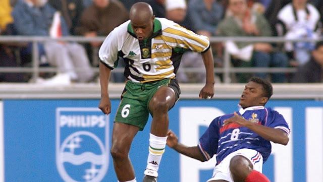 Tribute To Sport Legend Phil 'Chippa' Masinga