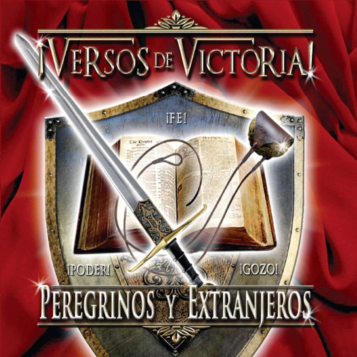 Peregrinos y Extranjeros-Versos De Victoria-
