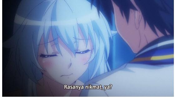 Download Anime Masou Gakuen HxH Episode 9 Subtitle Indonesia