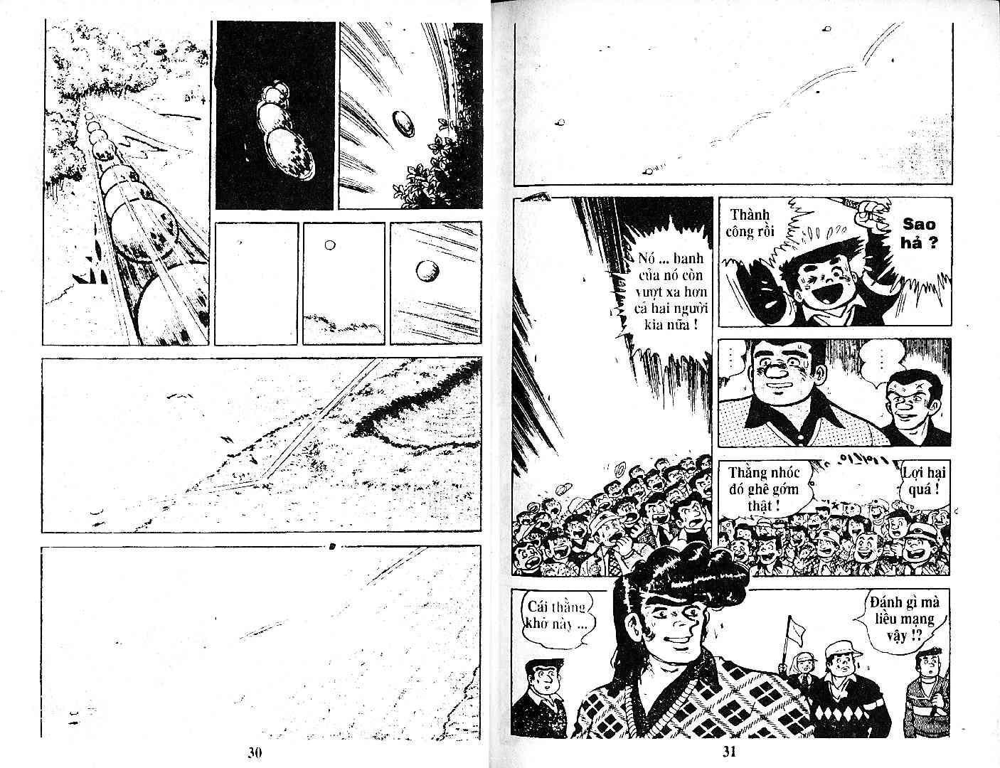 Ashita Tenki ni Naare chapter 28 trang 14
