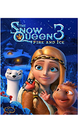 The Snow Queen 3: Fire and Ice (2016) BRRip 1080p Latino AC3 2.0
