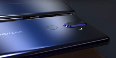 Nokia 9 Speficications