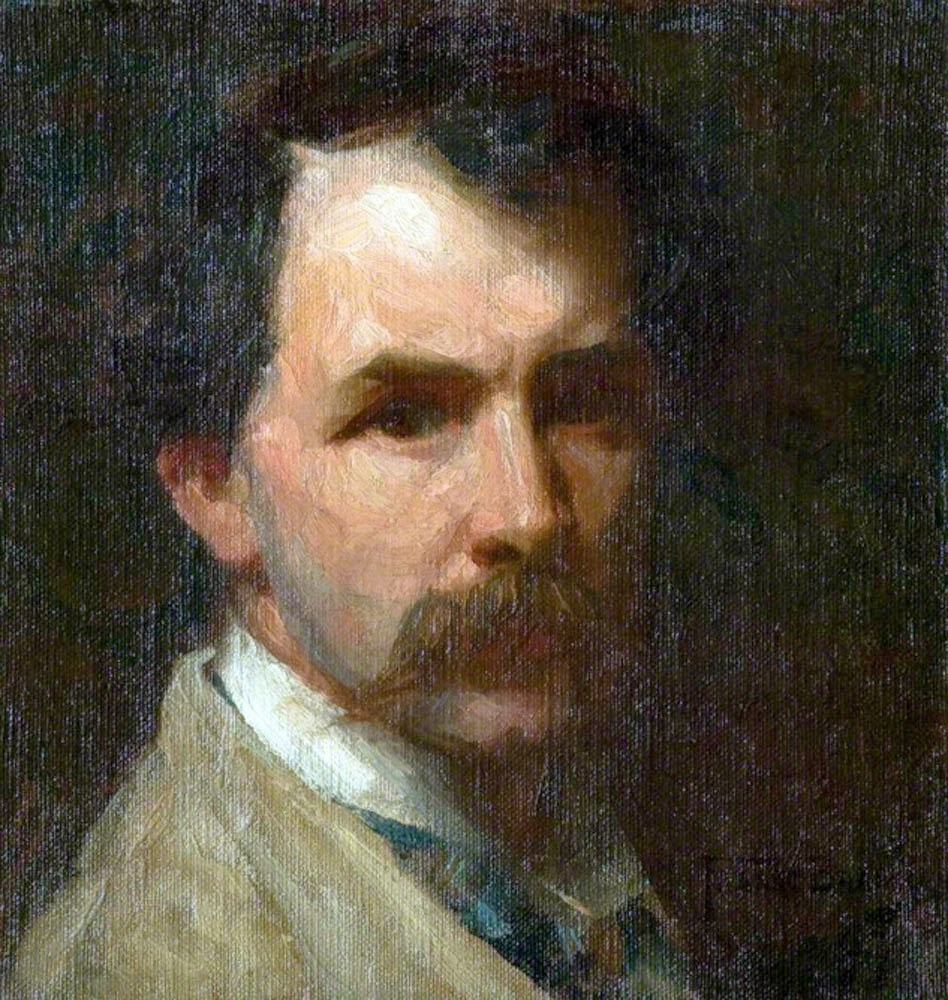 Frank Bramley, Portraits of Painters, Fine arts, Self-Portraits