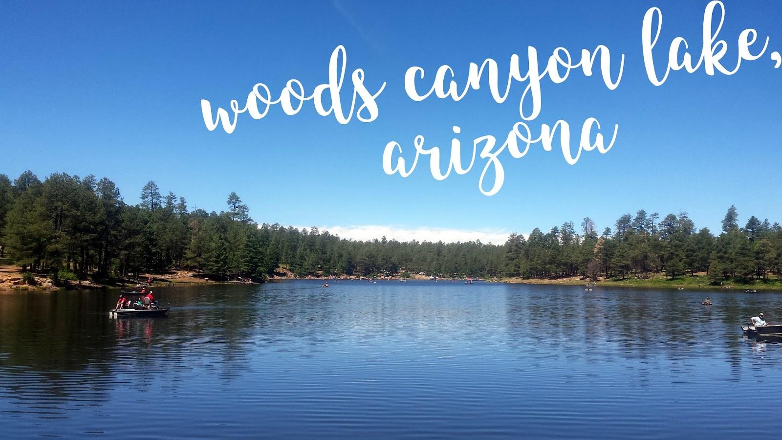 Tied ribbon arizona for Canyon lake az fishing