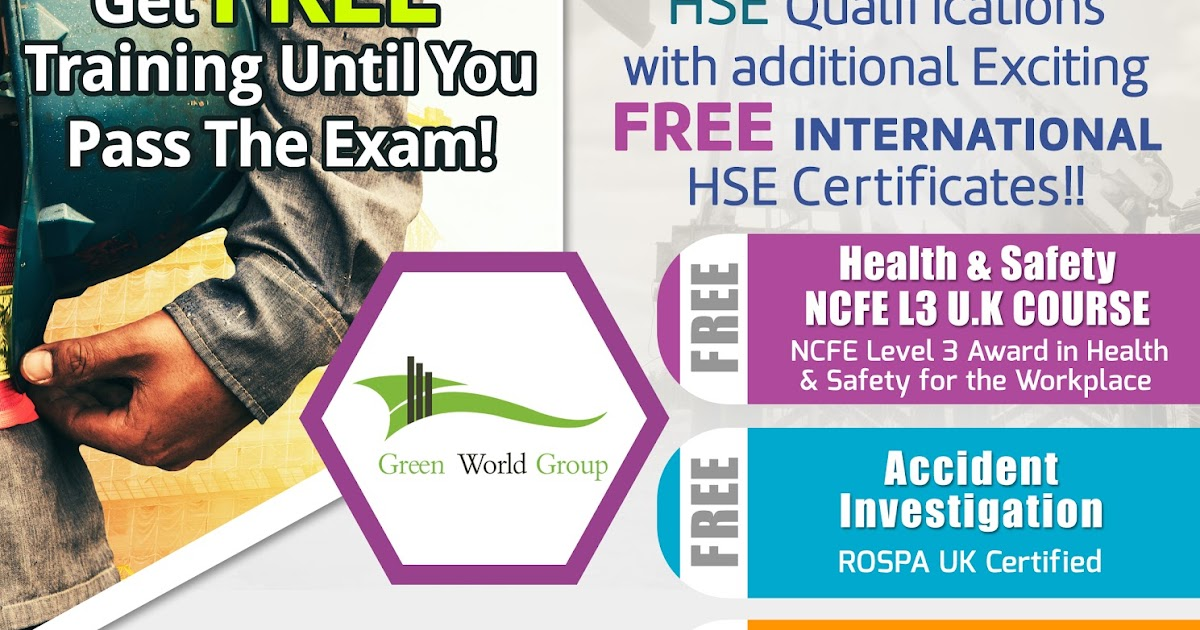Nebosh Course In Mumbai In Green World Group Gwg
