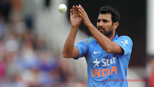Mohammed Shami Cool Pictures
