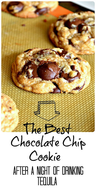 This soft and chewy, loaded with chocolate cookie is my very favorite chocolate chip cookie.A bit of salt and lots of chocolate make these extra good. No baking soda and no white sugar these bake at a higher temperature than most recipes. Check them out. They are a very simple chocolate chip cookie! #cookies #chocolatechipcookie www.thisishowicook,com