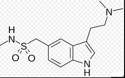 Sumatriptan  chemical structure