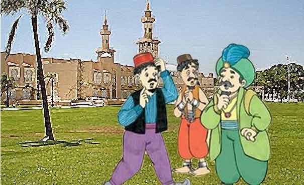 Ketika Abu Nawas Dituduh Menistakan karena Ucapannya Dipelintir