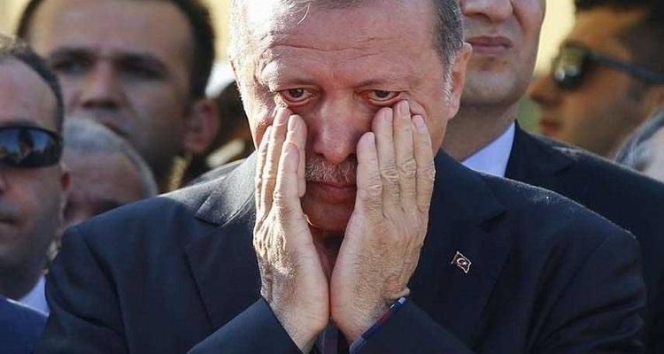 الرئيس التركي رجب طيب أردوغان يشعر بخيبة أمل و السبب..؟