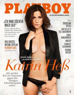Playboy Alemania – Noviembre 2017 PDF Digital