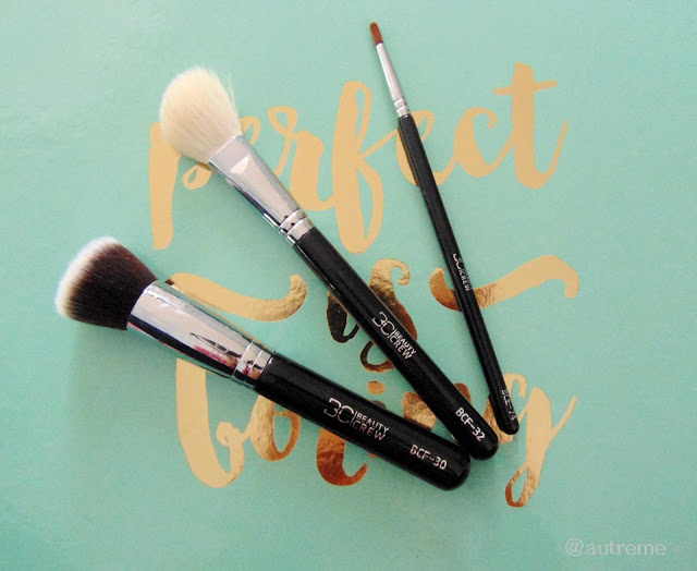 THE BRUSHES | BEAUTY CREW