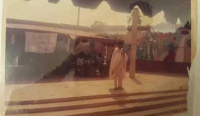 Throwback pictures of pastor Chris in his youthful years