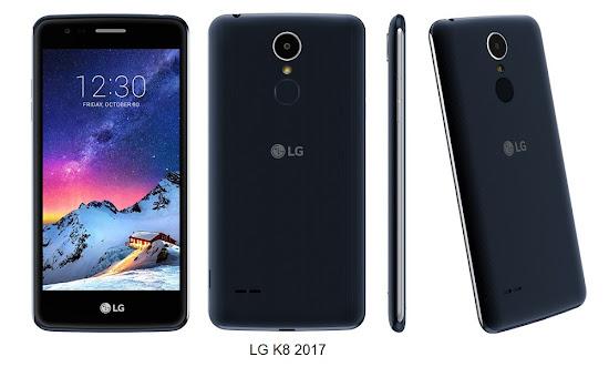 LG K8 2017 OFICIAL