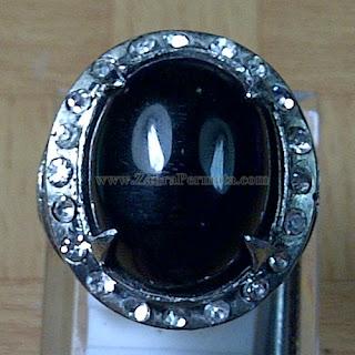 Cincin Batu Meteorite / Satam - ZP 824