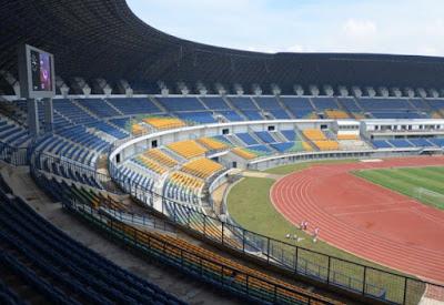 Persib Bandung Batal Gunakan Stadion GBLA untuk TSC 2016