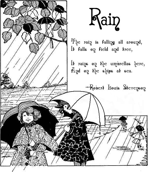 Poems About Rainy Days: Exclusive Rain Poems