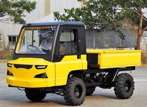 AMMDES atau Mobil Desa yang sedang disiapkan