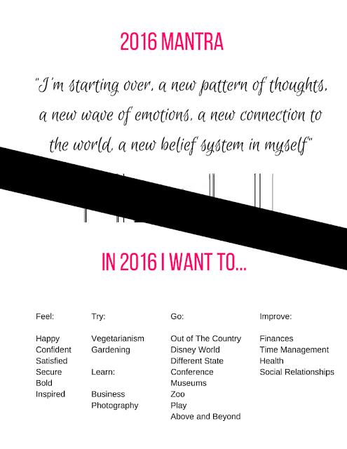 2016 mantra creative planner