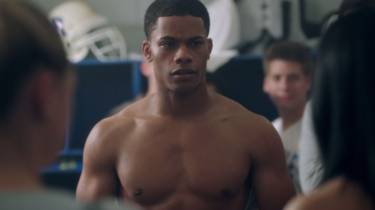 Alexis_Superfans Shirtless Male Celebs: Jordan Calloway