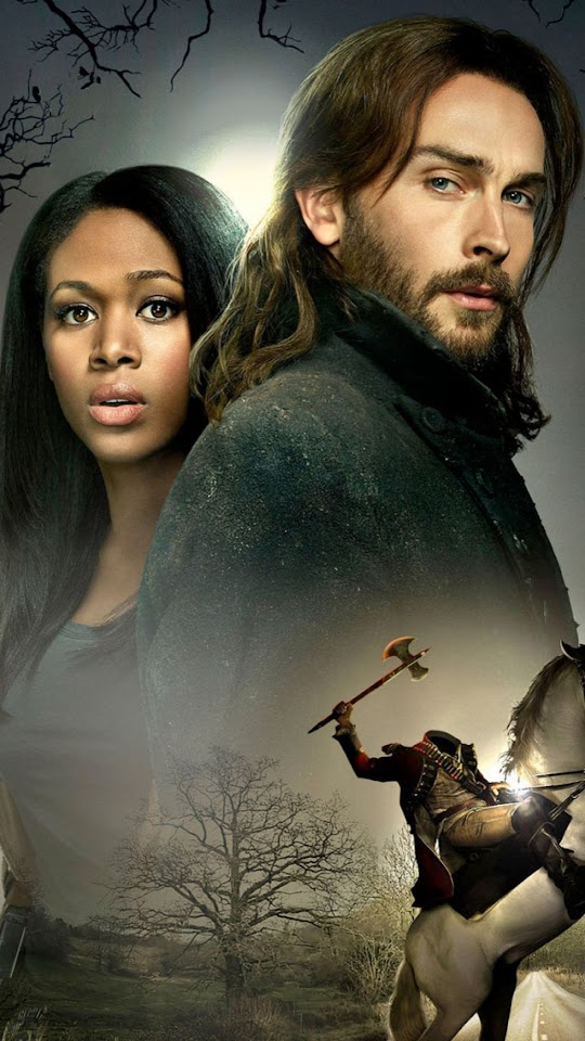Sleepy Hollow   Galaxy Note HD Wallpaper