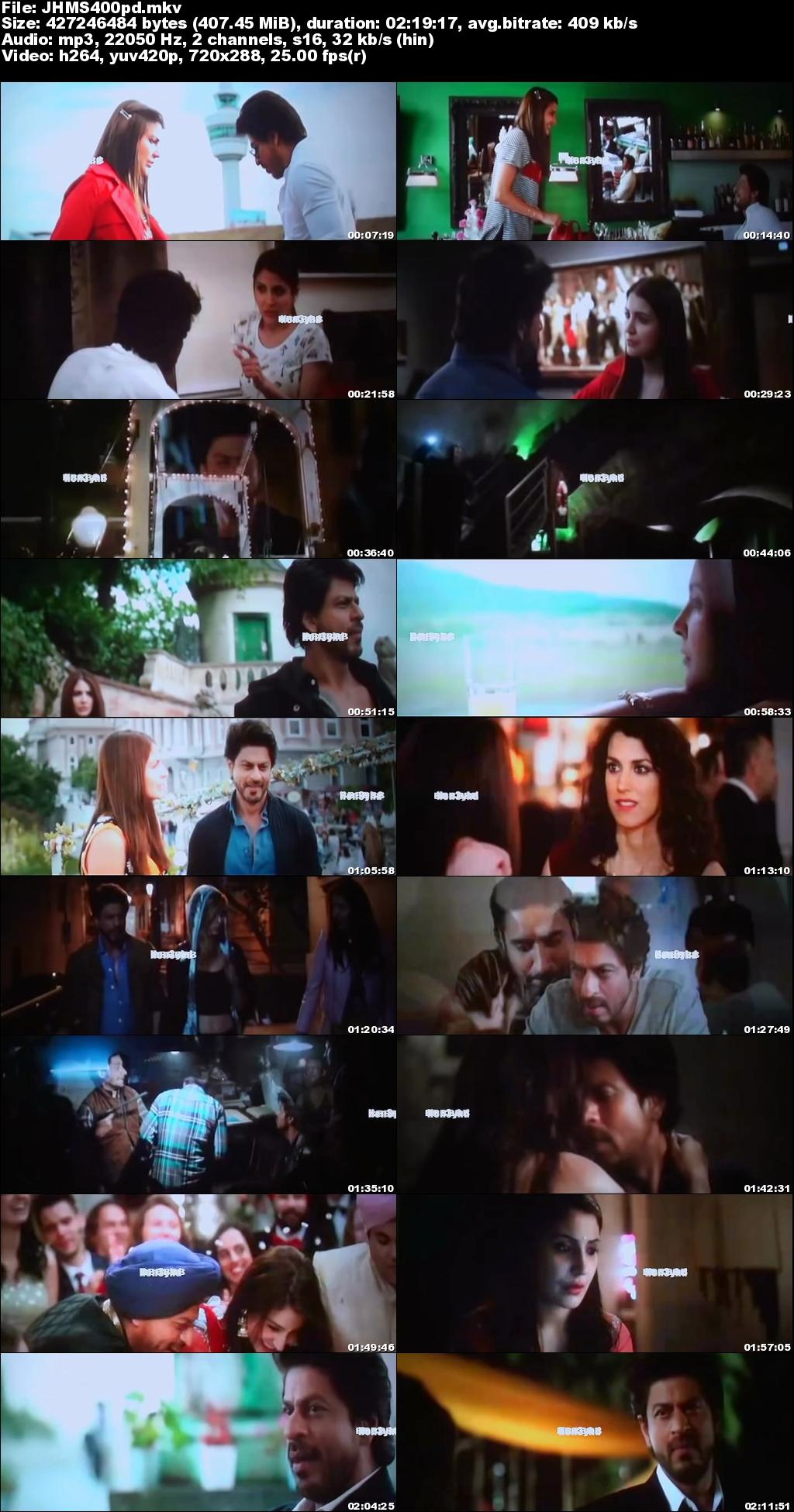 Screen Shot Of Jab Harry met Sejal 2017 300MB Pdvd Full Hindi Movie Watch Online Free Download