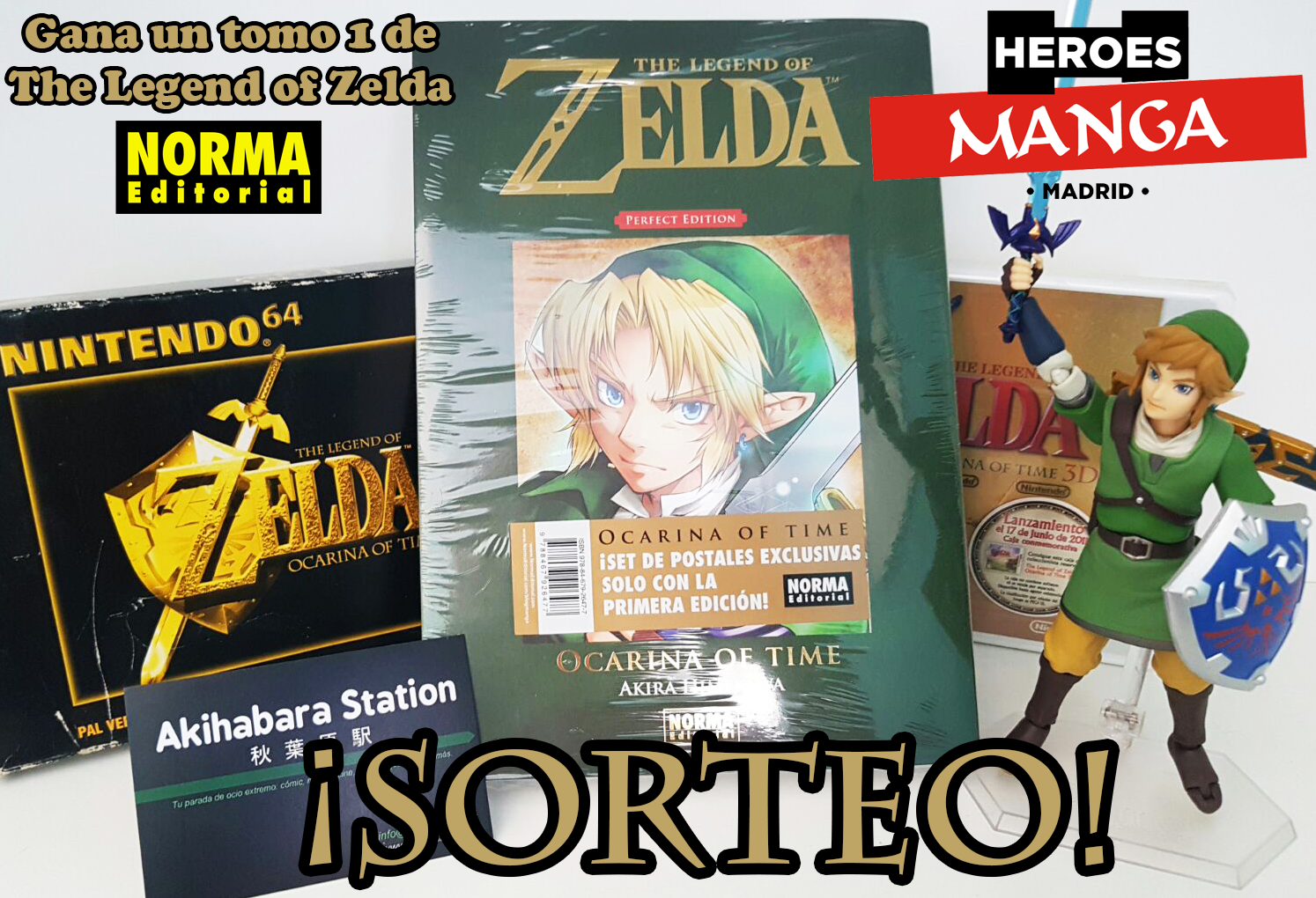 THE LEGEND OF ZELDA PERFECT EDITION: OCARINA OF TIME de Akira Himekawa