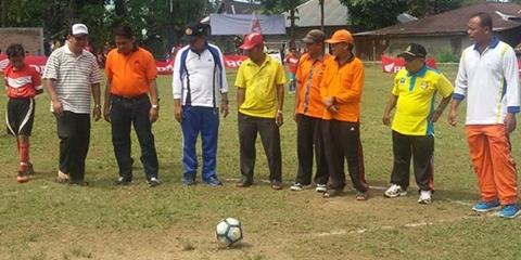 Anggota Dewan Berharap Bibit Pesepak Bola Unggul Lahir dari Kuranji