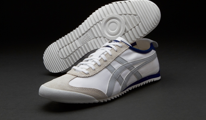 pretty nice 0871b 6526c SEEK A SHOES: Onitsuka Tiger Mexico 66 DX Nylon