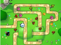 Jogo Bloons Tower Defense